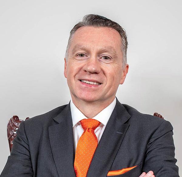 member Eugene O'Callaghan