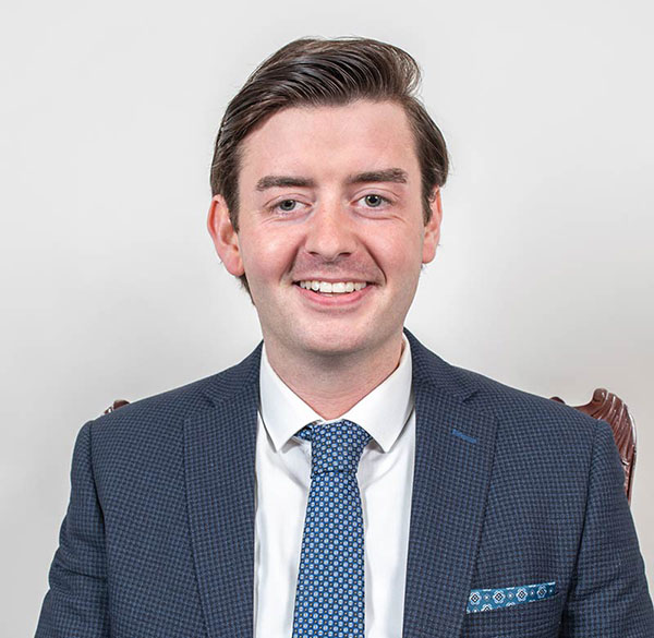 member Nathan Sweeney